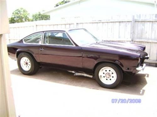 1972 Chevrolet Vega GT Pro Street For Sale (picture 1 of 6)