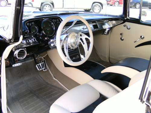 1957 Chevrolet Bel Air 2DR HT For Sale (picture 4 of 6)
