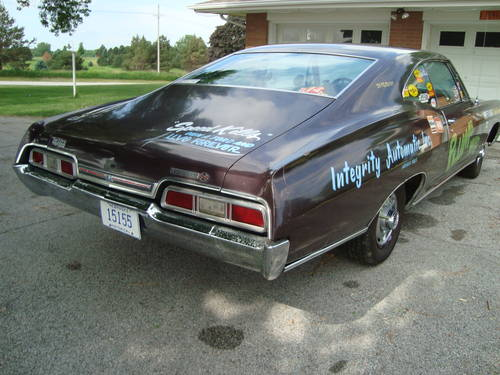 1967 Chevrolet Impala SS 2DR HT *World Record* For Sale (picture 3 of 6)