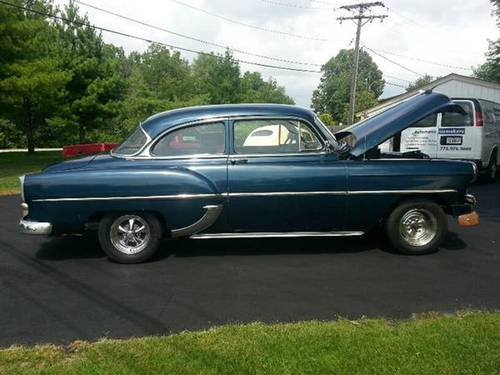 1954 Chevrolet 2DR Sedan For Sale (picture 2 of 5)