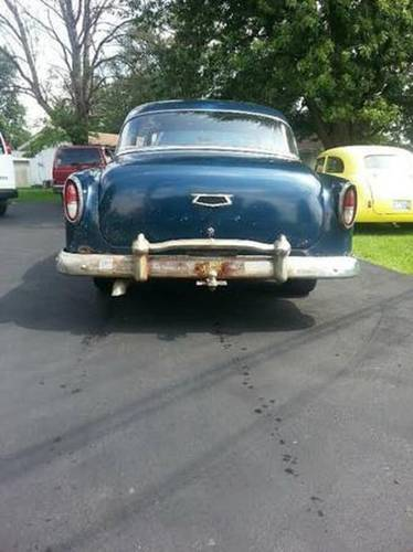 1954 Chevrolet 2DR Sedan For Sale (picture 4 of 5)