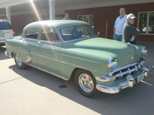 1954 Chevrolet Deluxe 4DR Sedan For Sale (picture 1 of 6)