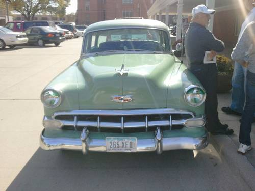1954 Chevrolet Deluxe 4DR Sedan For Sale (picture 2 of 6)