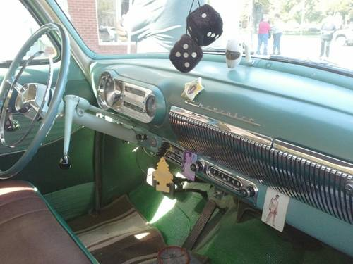 1954 Chevrolet Deluxe 4DR Sedan For Sale (picture 4 of 6)
