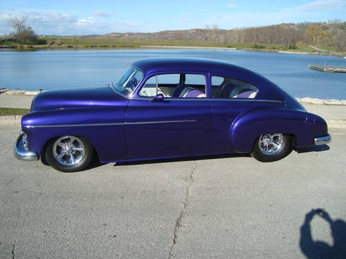 1950 Chevrolet Fleetline Deuxe 2DR Fastback For Sale (picture 1 of 6)