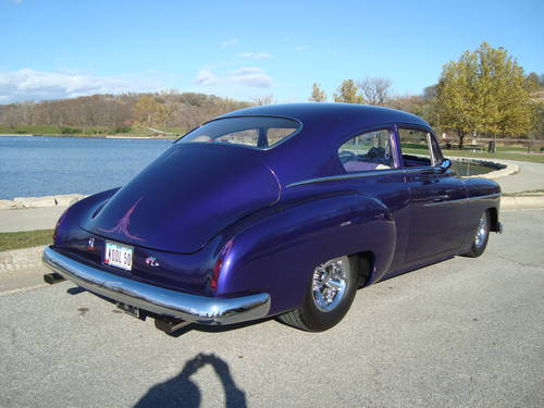 1950 Chevrolet Fleetline Deuxe 2DR Fastback For Sale (picture 2 of 6)