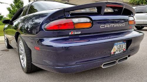2002 Chevrolet Camaro SS SLP Coupe For Sale (picture 4 of 6)