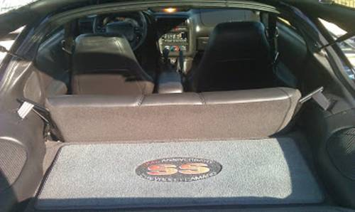 2002 Chevrolet Camaro SS SLP Coupe For Sale (picture 5 of 6)