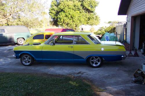 1963 Chevrolet Nova SS Coupe For Sale (picture 1 of 6)