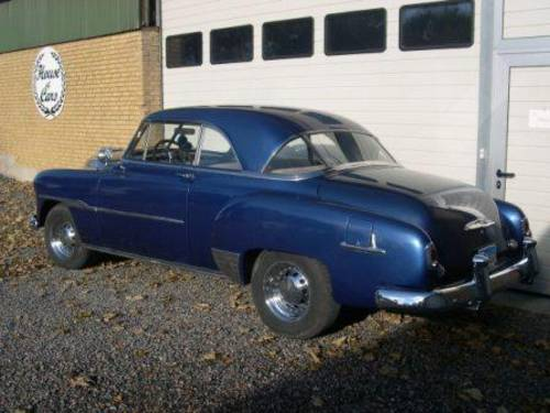 1951 Sleeper. With potential. For Sale (picture 1 of 6)