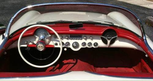 1954 Chevrolet Corvette For Sale (picture 5 of 6)