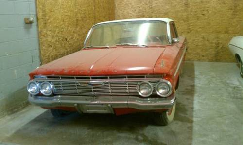 1961 Chevrolet Impala 4DR Sedan For Sale (picture 3 of 5)