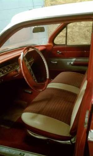 1961 Chevrolet Impala 4DR Sedan For Sale (picture 4 of 5)