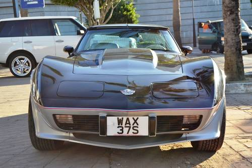 1978 Chevrolet Corvette C3 25th Anniversary Pace Car For Sale (picture 2 of 6)