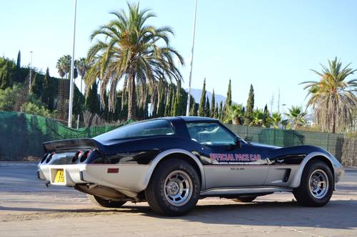 1978 Chevrolet Corvette C3 25th Anniversary Pace Car For Sale (picture 3 of 6)