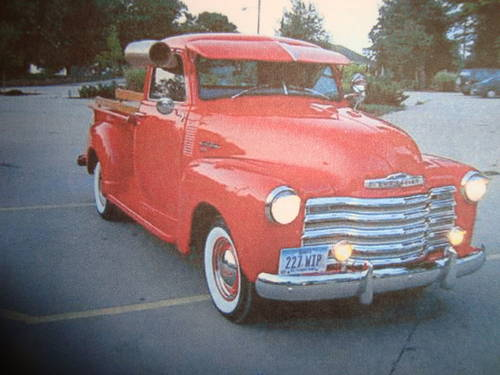 1949 Chevrolet 3100 Pickup For Sale (picture 1 of 6)