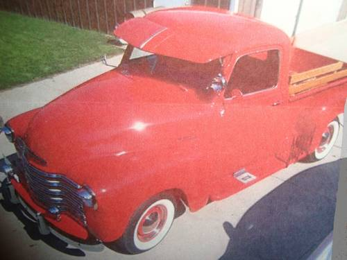 1949 Chevrolet 3100 Pickup For Sale (picture 2 of 6)