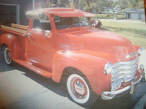 1949 Chevrolet 3100 Pickup For Sale (picture 3 of 6)