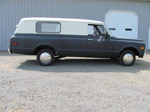 1970 Chevrolet C10 Sedan Delivery For Sale (picture 2 of 6)