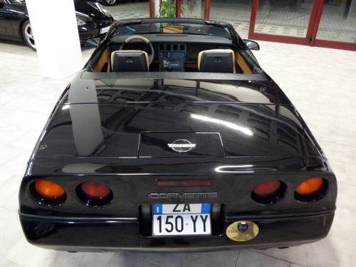1989 Chev Corvette Convertible Imported into the EU from Canada For Sale (picture 6 of 6)