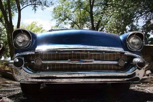 1957 Chevrolet Bel Air 2D HT For Sale (picture 2 of 6)