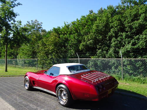 Chevrolet Corvette convertible 1974 real beauty! For Sale (picture 2 of 6)
