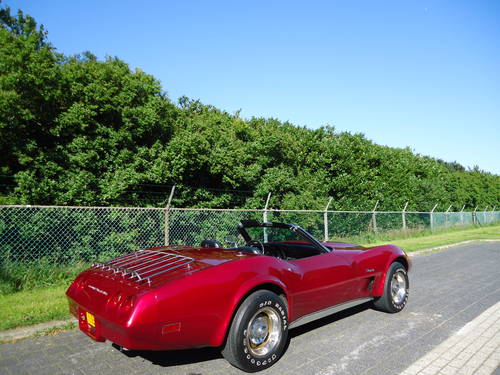Chevrolet Corvette convertible 1974 real beauty! For Sale (picture 3 of 6)