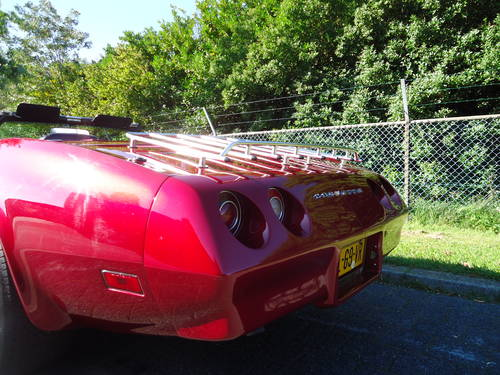 Chevrolet Corvette convertible 1974 real beauty! For Sale (picture 6 of 6)