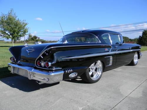 1958 Chevrolet Impala For Sale (picture 4 of 6)