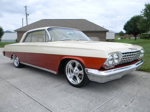 1962 Chevy Impala For Sale (picture 2 of 6)