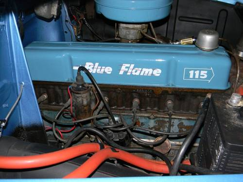 1954 Chevy Bel Air Convertible For Sale (picture 4 of 6)