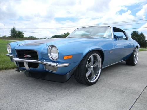 1971 Chevy Camaro Z-28 For Sale (picture 1 of 6)