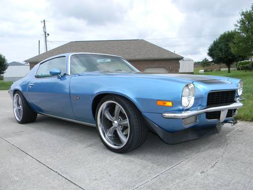 1971 Chevy Camaro Z-28 For Sale (picture 2 of 6)