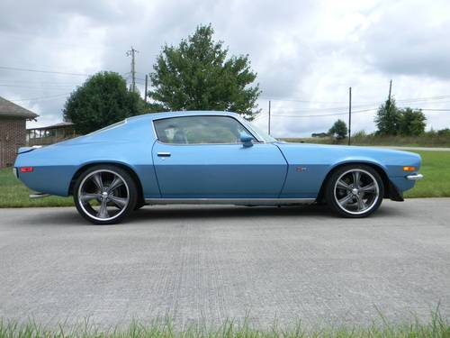 1971 Chevy Camaro Z-28 For Sale (picture 3 of 6)
