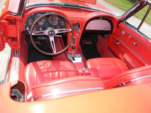 1965 Chevy Corvette Stingray Convertible For Sale (picture 4 of 6)
