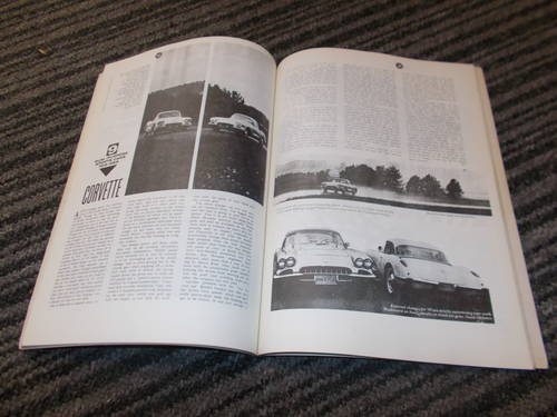 0000 corvette 1955-1964 reference book SOLD (picture 2 of 2)