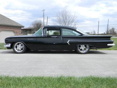 1960 Chevy Biscayne For Sale (picture 3 of 6)