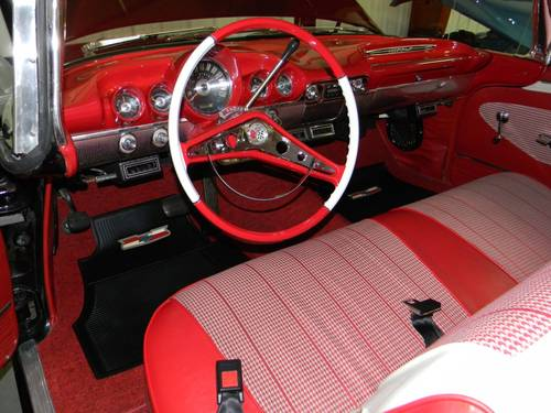 1960 Chevy Impala 2 Door Hardtop Sport Coupe For Sale (picture 5 of 6)