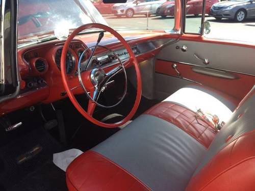1957 Chevrolet Bel Air Convertible For Sale (picture 4 of 6)