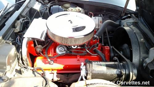 1974 Black Corvette 4spd Tan Int Fun Driver For Sale (picture 4 of 6)