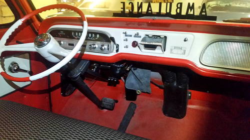 1960 1962 Chevrolet Corvair Greenbrier Sportswagon Ambulance ACC For Sale (picture 4 of 6)