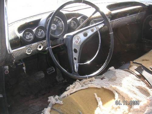 1960 Chevrolet Impala 2DR HT For Sale (picture 4 of 6)