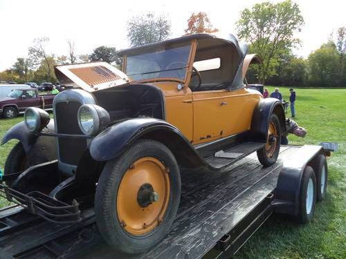 1927 Chevrolet Roadster For Sale (picture 1 of 6)