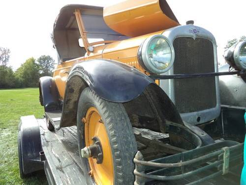 1927 Chevrolet Roadster For Sale (picture 2 of 6)