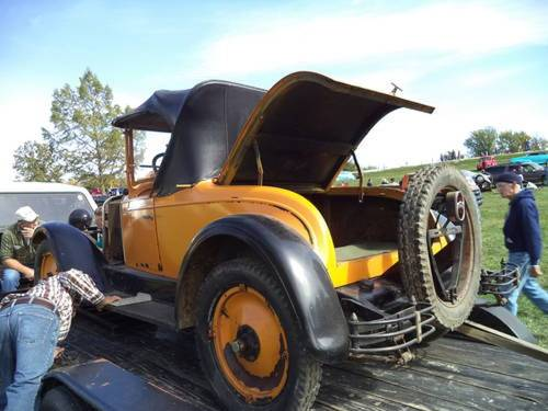 1927 Chevrolet Roadster For Sale (picture 3 of 6)