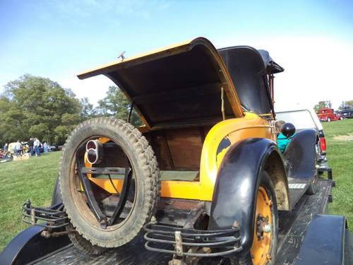 1927 Chevrolet Roadster For Sale (picture 4 of 6)