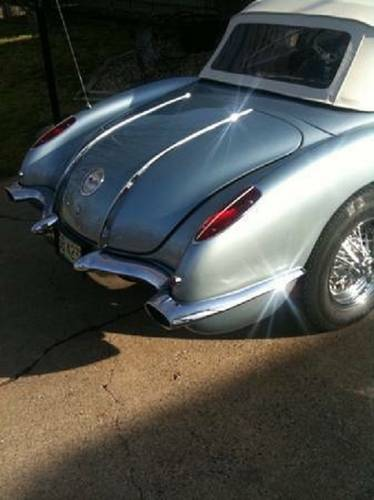 1958 Chevrolet Corvette Convertible For Sale (picture 3 of 6)