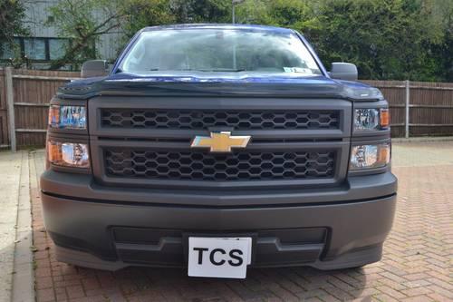 2014 Chevrolet Silverado 1500 4.3L V6 Auto Work Truck SOLD (picture 4 of 6)