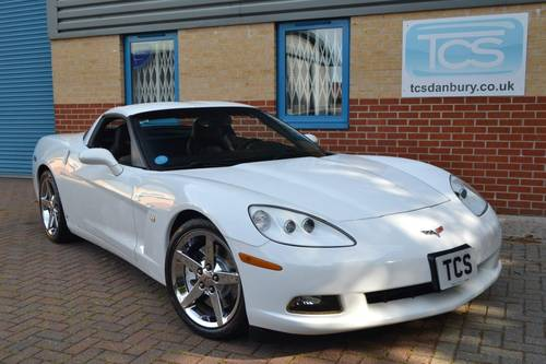 2008 Corvette C6 with Z51 Performance Package 08MY For ...