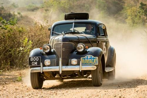 1939 Chevrolet Fangio Coupe For Sale (picture 4 of 6)